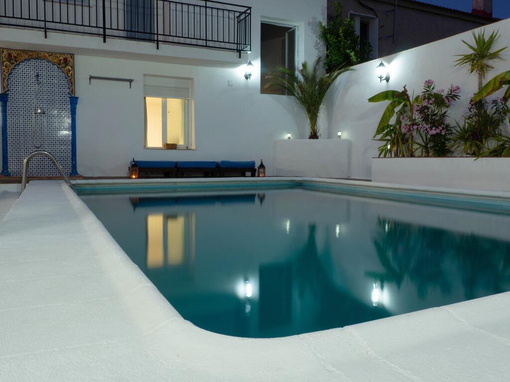 Casa rural con piscina situada en la provincia de granada