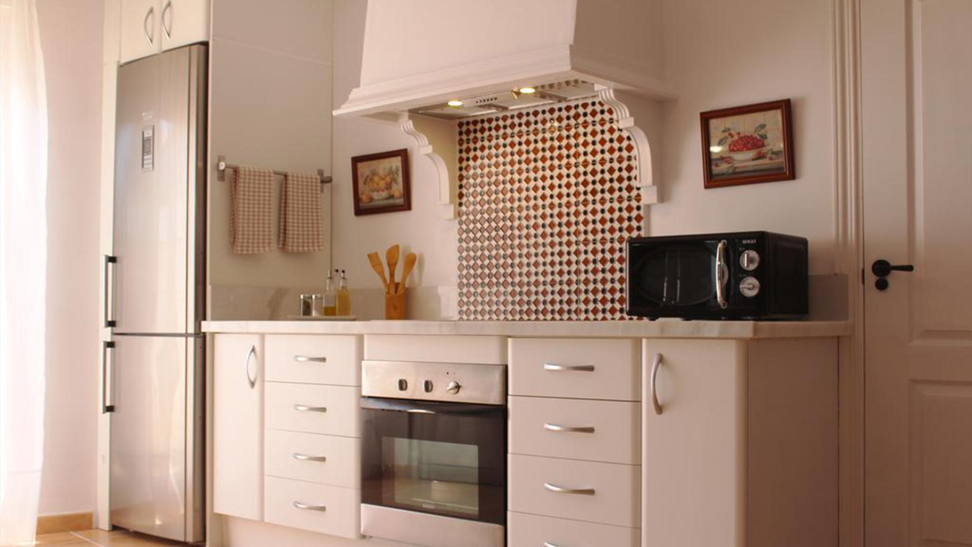 cocina de casa villamena