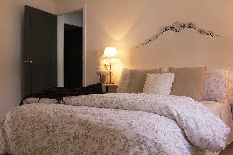dormitorio 1 de casa villamena casa rural alojamiento turistico