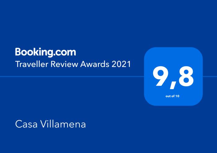 premio booking.com 9,8